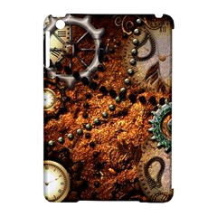 Steampunk In Noble Design Apple iPad Mini Hardshell Case (Compatible with Smart Cover)