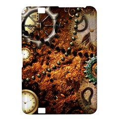 Steampunk In Noble Design Kindle Fire HD 8.9