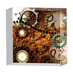 Steampunk In Noble Design 5  x 5  Acrylic Photo Blocks