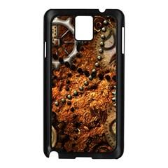 Steampunk In Noble Design Samsung Galaxy Note 3 N9005 Case (Black)