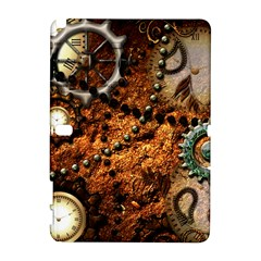 Steampunk In Noble Design Samsung Galaxy Note 10.1 (P600) Hardshell Case