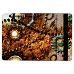 Steampunk In Noble Design iPad Air 2 Flip