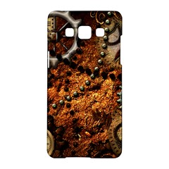 Steampunk In Noble Design Samsung Galaxy A5 Hardshell Case