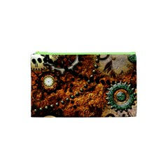 Steampunk In Noble Design Cosmetic Bag (xs)