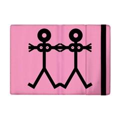 Love Women Icon Apple iPad Mini Flip Case