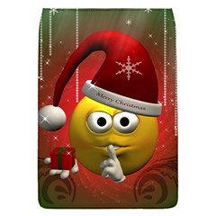 Funny Christmas Smiley Flap Covers (S)