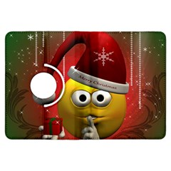Funny Christmas Smiley Kindle Fire HDX Flip 360 Case