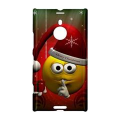 Funny Christmas Smiley Nokia Lumia 1520