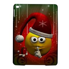 Funny Christmas Smiley iPad Air 2 Hardshell Cases