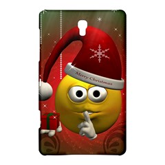Funny Christmas Smiley Samsung Galaxy Tab S (8.4 ) Hardshell Case