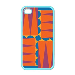 Angles Apple iPhone 4 Case (Color)