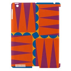 Angles Apple iPad 3/4 Hardshell Case (Compatible with Smart Cover)