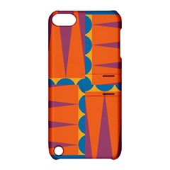Angles Apple iPod Touch 5 Hardshell Case with Stand