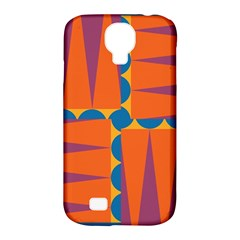 Angles Samsung Galaxy S4 Classic Hardshell Case (PC+Silicone)