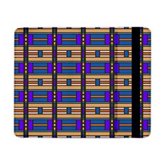 Rectangles And Stripes Patternsamsung Galaxy Tab Pro 8 4  Flip Case