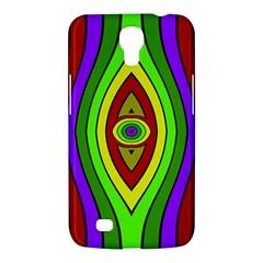 Colorful symmetric shapes Samsung Galaxy Mega 6.3  I9200 Hardshell Case