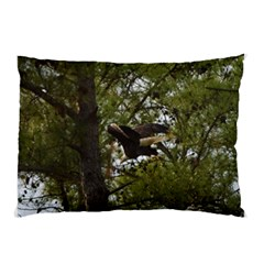 Bald Eagle Pillow Cases (two Sides)