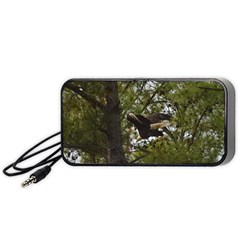 Bald Eagle Portable Speaker (Black)