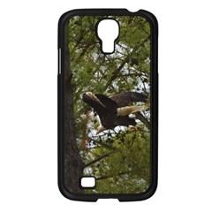 Bald Eagle Samsung Galaxy S4 I9500/ I9505 Case (Black)