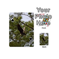 Bald Eagle 2 Playing Cards 54 (Mini)