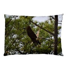 Bald Eagle 2 Pillow Cases (Two Sides)