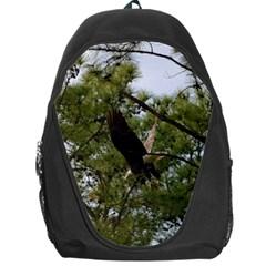 Bald Eagle 2 Backpack Bag