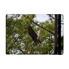 Bald Eagle 2 Apple iPad Mini Flip Case