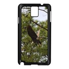 Bald Eagle 2 Samsung Galaxy Note 3 N9005 Case (Black)