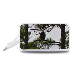 Bald Eagle 3 Portable Speaker (White)