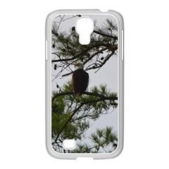 Bald Eagle 3 Samsung GALAXY S4 I9500/ I9505 Case (White)