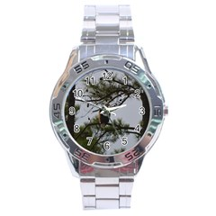 Bald Eagle 4 Stainless Steel Men s Watch