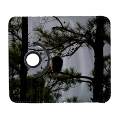 Bald Eagle 4 Samsung Galaxy S  III Flip 360 Case