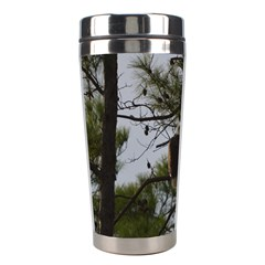 Bald Eagle 4 Stainless Steel Travel Tumblers