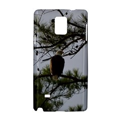 Bald Eagle 4 Samsung Galaxy Note 4 Hardshell Case