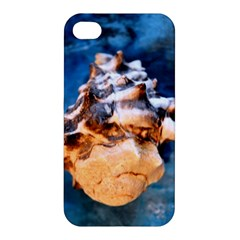 Sea Shell Spiral Apple iPhone 4/4S Premium Hardshell Case
