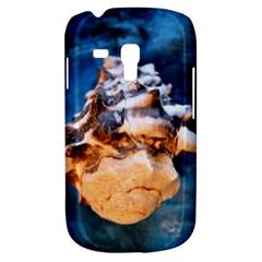 Sea Shell Spiral Samsung Galaxy S3 MINI I8190 Hardshell Case