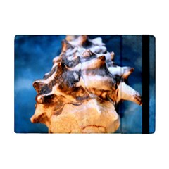 Sea Shell Spiral iPad Mini 2 Flip Cases