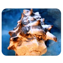Sea Shell Spiral Double Sided Flano Blanket (Medium)