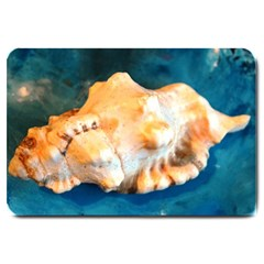 Sea Shell Spiral 2 Large Doormat