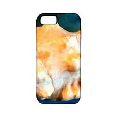 Sea Shell Spiral 2 Apple iPhone 5 Classic Hardshell Case (PC+Silicone)