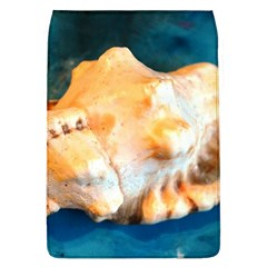 Sea Shell Spiral 2 Flap Covers (L)