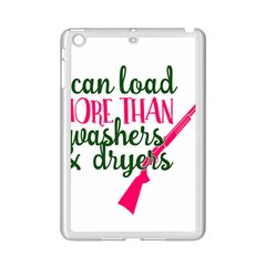 I Can Load More Than Washers And Dryers iPad Mini 2 Enamel Coated Cases