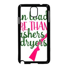 I Can Load More Than Washers And Dryers Samsung Galaxy Note 3 Neo Hardshell Case (Black)