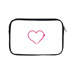 Customizable Shotgun Heart Apple Ipad Mini Zipper Cases