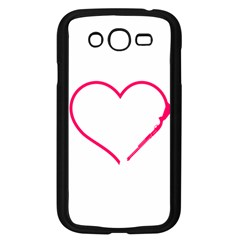 Customizable Shotgun Heart Samsung Galaxy Grand DUOS I9082 Case (Black)