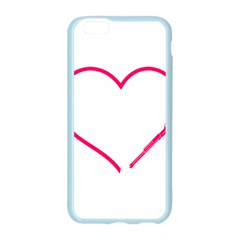 Customizable Shotgun Heart Apple Seamless iPhone 6 Case (Color)