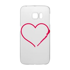 Customizable Shotgun Heart Galaxy S6 Edge