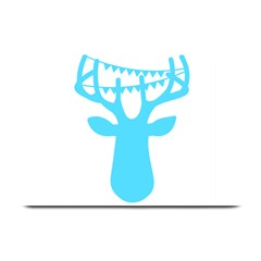 Party Deer With Bunting Plate Mats