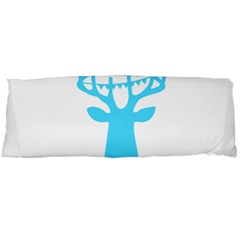 Party Deer With Bunting Body Pillow Cases Dakimakura (Two Sides)