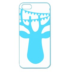 Party Deer With Bunting Apple Seamless iPhone 5 Case (Color)